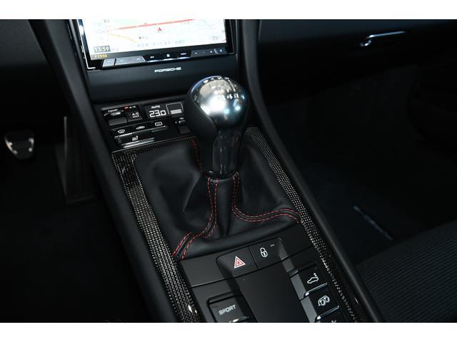 911GT3ツーリングパッケージ 6速マニュアル スポクロ(13枚目)