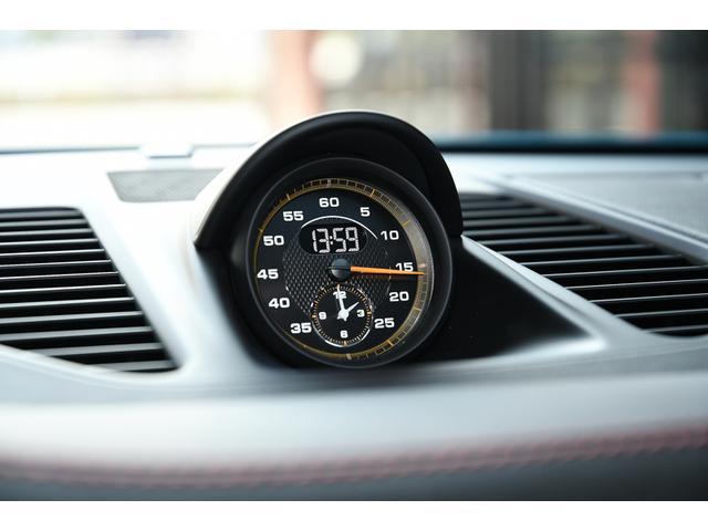 911GT3ツーリングパッケージ 6速マニュアル スポクロ(15枚目)