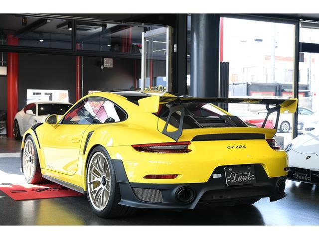 911GT2 RS ディーラー車 1オーナー ヴァイザッハ(2枚目)