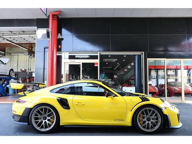 911GT2 RS ディーラー車 1オーナー ヴァイザッハ(5枚目)