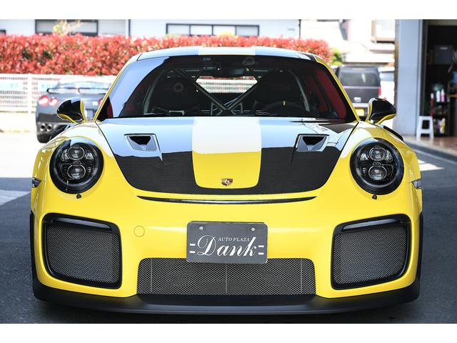 911GT2 RS ディーラー車 1オーナー ヴァイザッハ(7枚目)