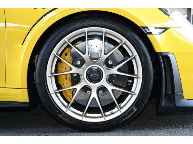 911GT2 RS ディーラー車 1オーナー ヴァイザッハ(9枚目)