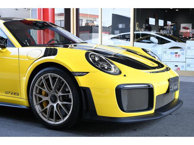 911GT2 RS ディーラー車 1オーナー ヴァイザッハ(16枚目)
