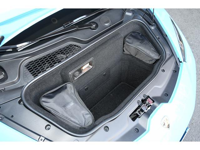 LP610-4 スパイダー ディーラー車(20枚目)