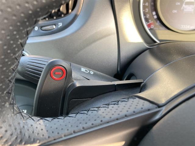 ツーリズモ RHD MTAパドルシフト 黒革シート 7インチ新型Uconnect CarPlay対応 ETC(28枚目)