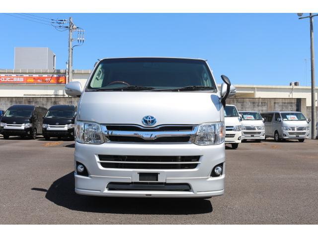 ロングスーパーGL 2000ガソリン 2WD 5ナンバーワゴン乗用登録 5/7/8人乗り製作 フルフラット(8枚目)