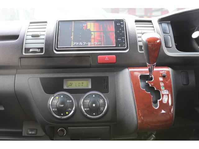 ロングスーパーGL 2000ガソリン 2WD 5ナンバーワゴン乗用登録 5/7/8人乗り製作 フルフラット(13枚目)