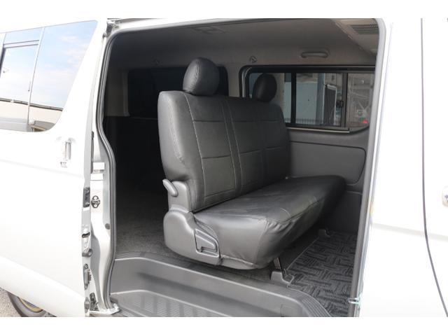 ロングスーパーGL 2000ガソリン 2WD 5ナンバーワゴン乗用登録 5/7/8人乗り製作 フルフラット(26枚目)