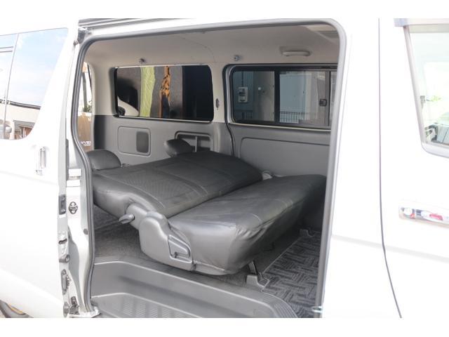 ロングスーパーGL 2000ガソリン 2WD 5ナンバーワゴン乗用登録 5/7/8人乗り製作 フルフラット(27枚目)