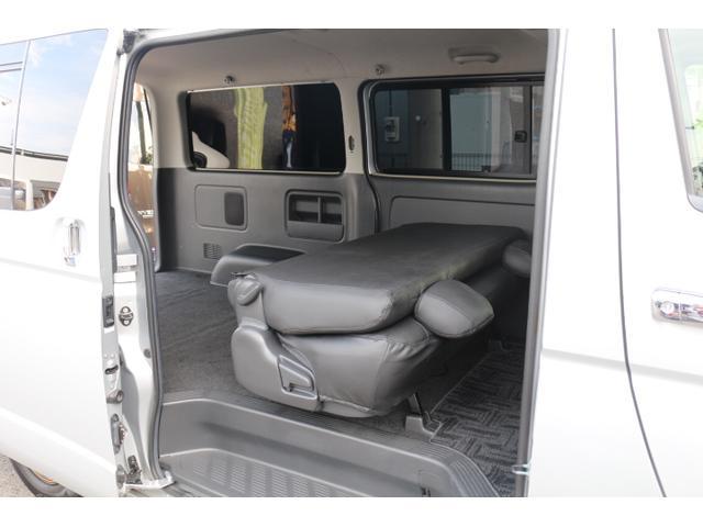 ロングスーパーGL 2000ガソリン 2WD 5ナンバーワゴン乗用登録 5/7/8人乗り製作 フルフラット(28枚目)
