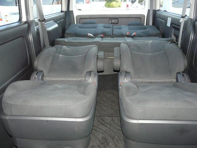 ロングスーパーGL 2000ガソリン 2WD 3列シート 7/8人乗り製作 5ナンバーワゴン乗用登録 フルフラット(28枚目)
