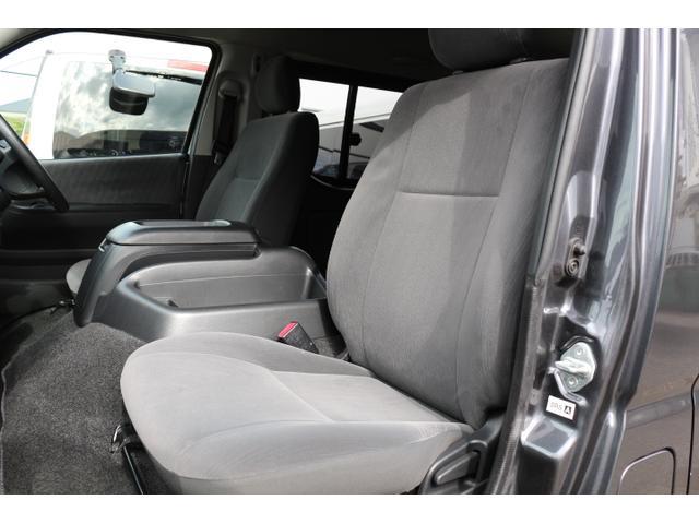 トヨタ ハイエースバン スーパーGL ワイド 2.7G 2WD 3ナンバー乗用登録