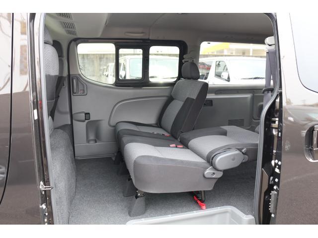 日産 NV350キャラバンバン プレミアムGX 2,0G 2WD 5ナンバー乗用登録