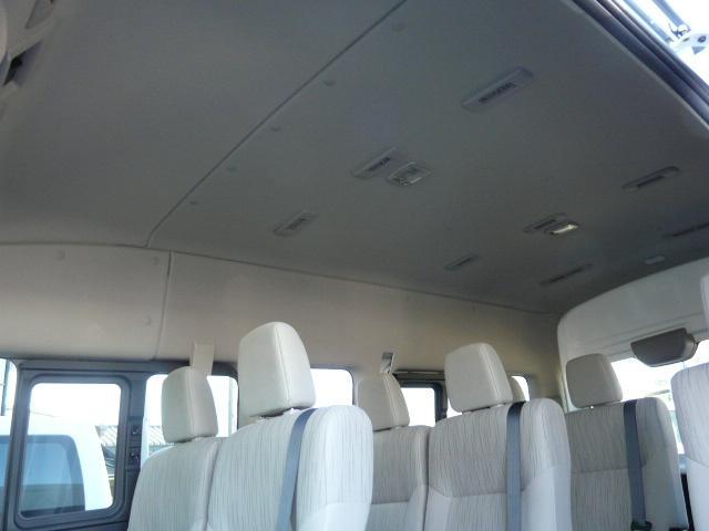 日産 NV350キャラバンワゴン マイクロバスGX ワイド幅 10人乗り 3ナンバー乗用登録