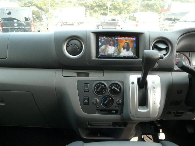 日産 NV350キャラバンマイクロバス レザー調9人乗り マイクロバスGX 2,5DT 3ナンバー