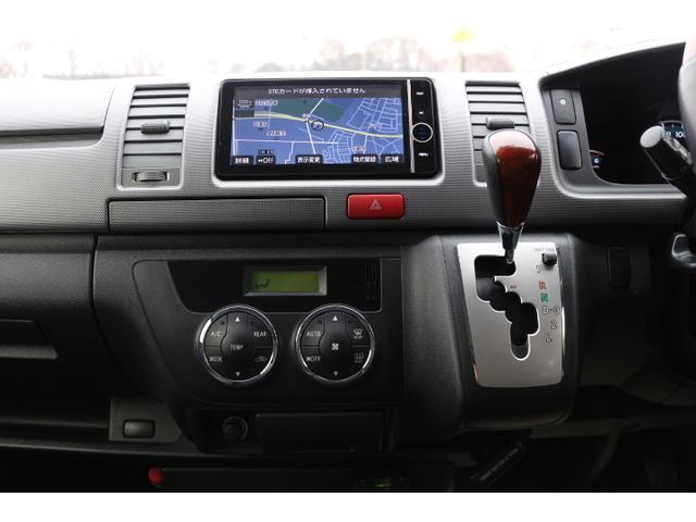 トヨタ レジアスエースバン スーパーGL 3,0DT 4WD 5ナンバー乗用登