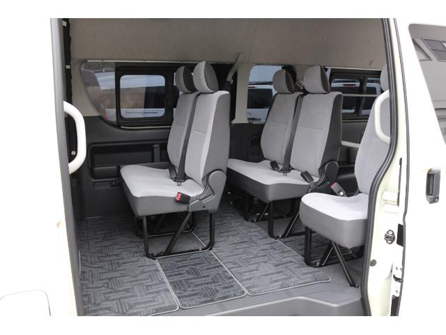 トヨタ ハイエースコミューター コミューターGL 7人乗り 1ナンバー貨物登録