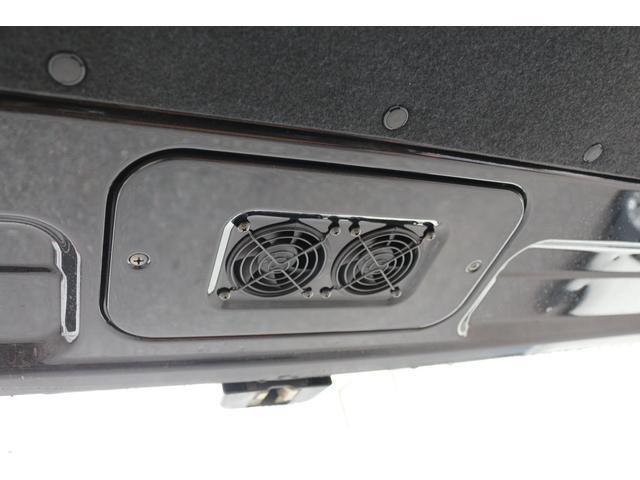 ロングプレミアムGXクロムギアパックバージョンブラック 2000ガソリン 2WD オグショー社制作ベッドキット ベバストFFヒーター サブバッテリー ソーラー充電 冷蔵庫 車中泊(40枚目)