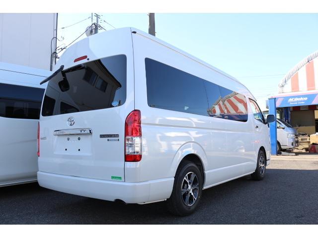 ファインテックツアラー 2WD ビジネス送迎車(5枚目)