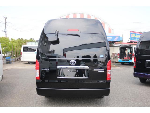 ファインテックツアラー 4WD 特装ブラック(4枚目)