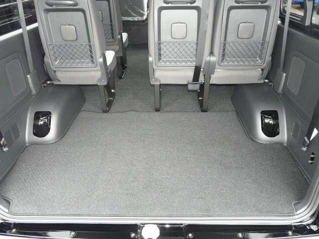 2.7G 4WD 10人乗 3ナンバー乗用登録 事業用可(15枚目)