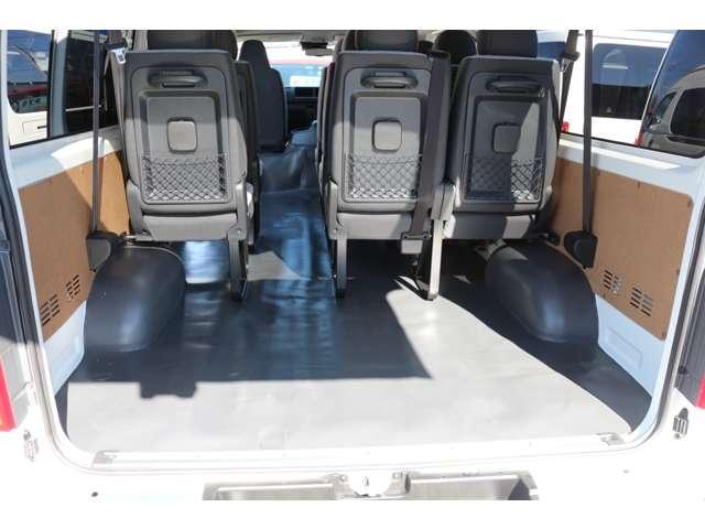 2.8DT 4WD 10人乗 3ナンバー乗用登録 事業用可(15枚目)