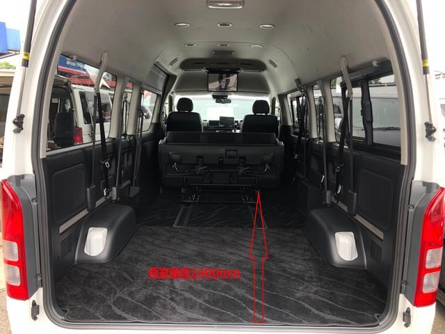 2800ディーゼル 2WD 8人乗り3ナンバー乗用登録(15枚目)