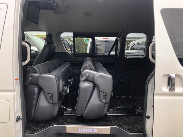 2800ディーゼル 2WD 8人乗り3ナンバー乗用登録(22枚目)