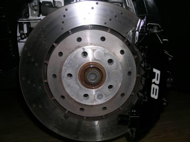 4.2FSIクワトロ 6速MT カーボンサイドパネル(28枚目)