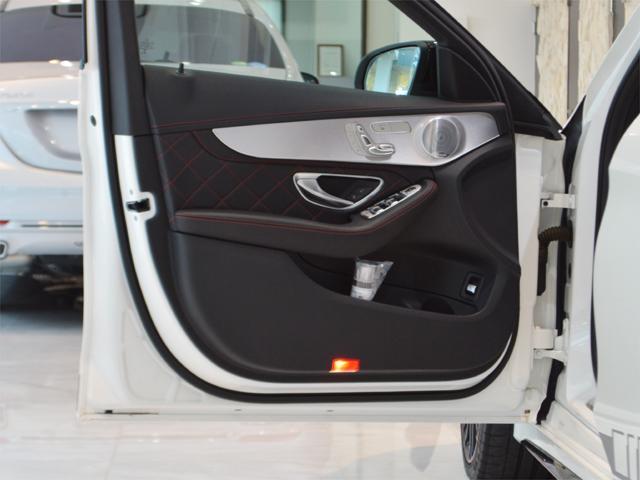 メルセデスAMG メルセデスAMG C63 S エディション1 左H 1オーナー 延長保証