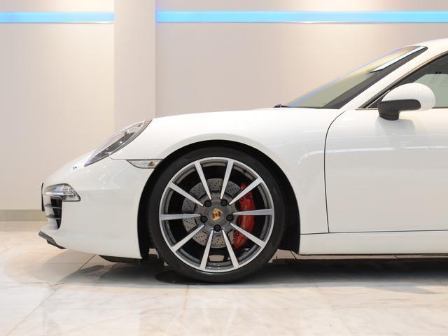 911カレラS EU新並 スポクロ スポエグ PASM シートヒーター ベンチレーション PDLS 電格ミラー 20inカレラクラシックAW スポーツシートプラス(5枚目)