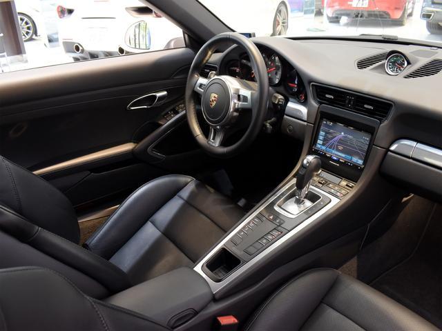 911カレラS EU新並 スポクロ スポエグ PASM シートヒーター ベンチレーション PDLS 電格ミラー 20inカレラクラシックAW スポーツシートプラス(22枚目)