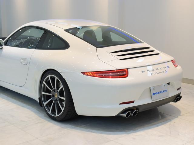 911カレラS EU新並 スポクロ スポエグ PASM シートヒーター ベンチレーション PDLS 電格ミラー 20inカレラクラシックAW スポーツシートプラス(36枚目)