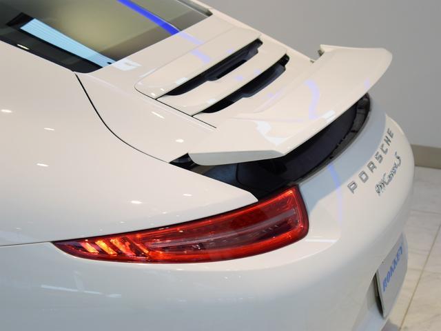 911カレラS EU新並 スポクロ スポエグ PASM シートヒーター ベンチレーション PDLS 電格ミラー 20inカレラクラシックAW スポーツシートプラス(37枚目)