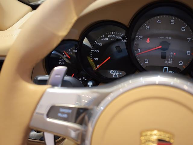 911カレラS カブリオレ EU新並 2014MY スポーツクロノ スポーツエグゾースト 20inクラシックホイール エントリーアンドドライブ シートヒーター ベンチレーション レザーインテリア スポーツシートプラス 電格ミラー(10枚目)