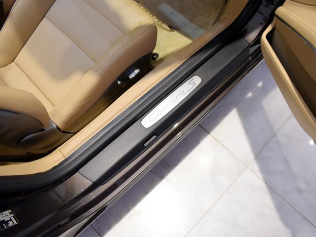 911カレラS カブリオレ EU新並 2014MY スポーツクロノ スポーツエグゾースト 20inクラシックホイール エントリーアンドドライブ シートヒーター ベンチレーション レザーインテリア スポーツシートプラス 電格ミラー(24枚目)