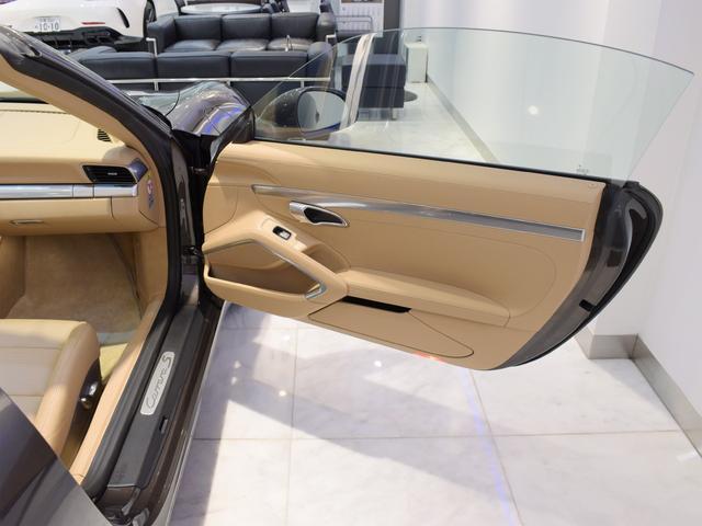 911カレラS カブリオレ EU新並 2014MY スポーツクロノ スポーツエグゾースト 20inクラシックホイール エントリーアンドドライブ シートヒーター ベンチレーション レザーインテリア スポーツシートプラス 電格ミラー(25枚目)
