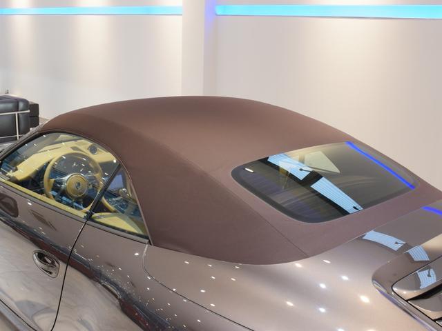 911カレラS カブリオレ EU新並 2014MY スポーツクロノ スポーツエグゾースト 20inクラシックホイール エントリーアンドドライブ シートヒーター ベンチレーション レザーインテリア スポーツシートプラス 電格ミラー(43枚目)