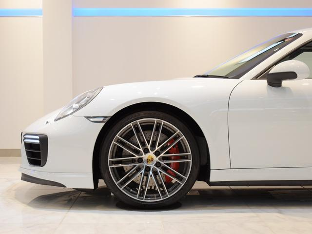 911ターボ 1オーナー車 黒赤2トーンレザー スポーツクロノPKG PASM LEDヘッドライト シートヒーター 電動格納ミラー BOSEオーディオ 14way電動シート GTスポーツステアリング Rカメラ(5枚目)
