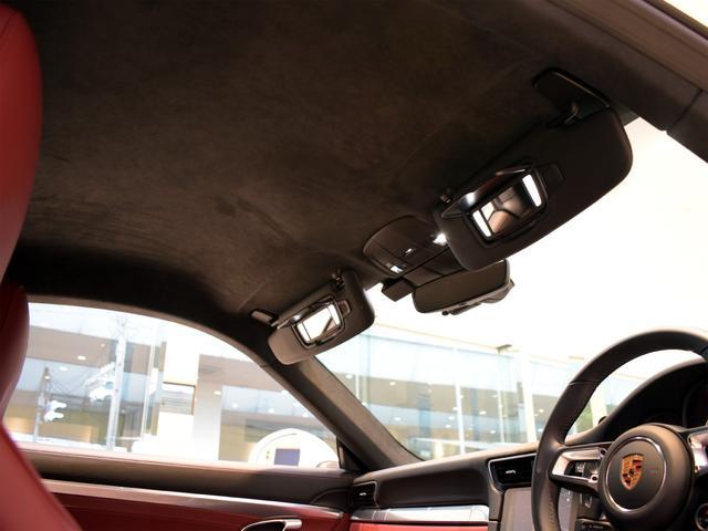 911ターボ 1オーナー車 黒赤2トーンレザー スポーツクロノPKG PASM LEDヘッドライト シートヒーター 電動格納ミラー BOSEオーディオ 14way電動シート GTスポーツステアリング Rカメラ(11枚目)