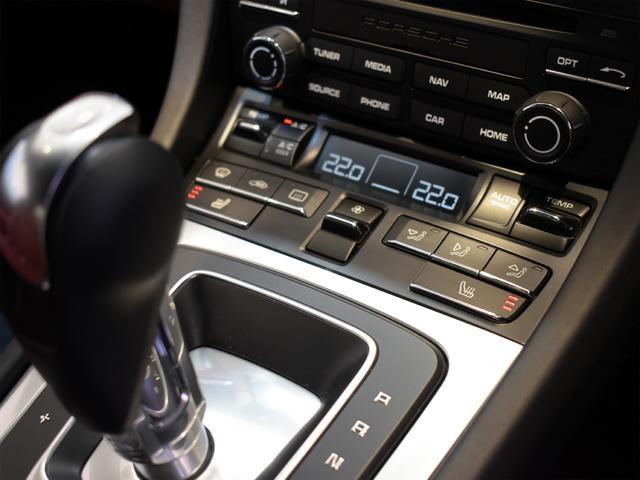 911ターボ 1オーナー車 黒赤2トーンレザー スポーツクロノPKG PASM LEDヘッドライト シートヒーター 電動格納ミラー BOSEオーディオ 14way電動シート GTスポーツステアリング Rカメラ(30枚目)