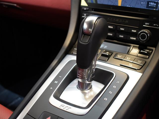911ターボ 1オーナー車 黒赤2トーンレザー スポーツクロノPKG PASM LEDヘッドライト シートヒーター 電動格納ミラー BOSEオーディオ 14way電動シート GTスポーツステアリング Rカメラ(32枚目)