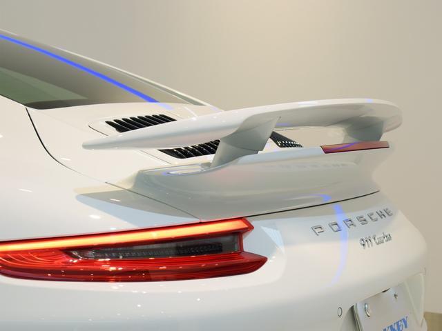 911ターボ 1オーナー車 黒赤2トーンレザー スポーツクロノPKG PASM LEDヘッドライト シートヒーター 電動格納ミラー BOSEオーディオ 14way電動シート GTスポーツステアリング Rカメラ(42枚目)