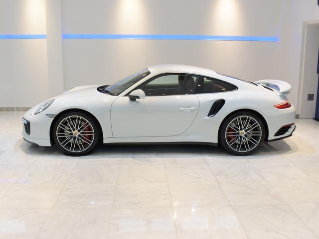 911ターボ 1オーナー車 黒赤2トーンレザー スポーツクロノPKG PASM LEDヘッドライト シートヒーター 電動格納ミラー BOSEオーディオ 14way電動シート GTスポーツステアリング Rカメラ(44枚目)