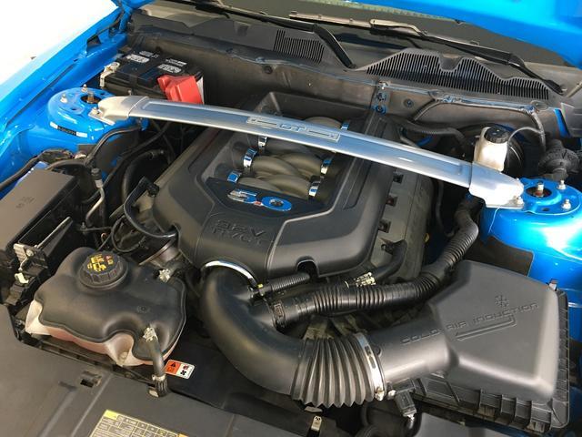 フォード フォード マスタング V8GTプレミアム シェルビーGT500仕様 ブレンボレカロ