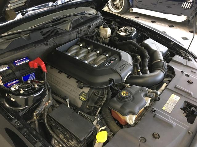 DOHC V8 5Lエンジン 認証工場・テスター完備