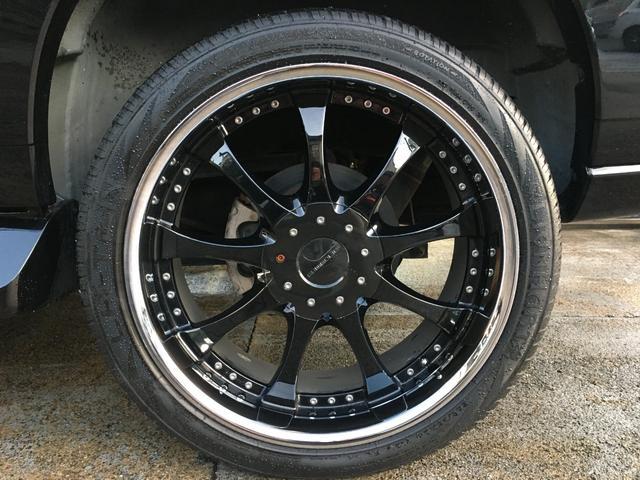 ディーラー車 24アルミ HDDナビ サンルーフ(9枚目)