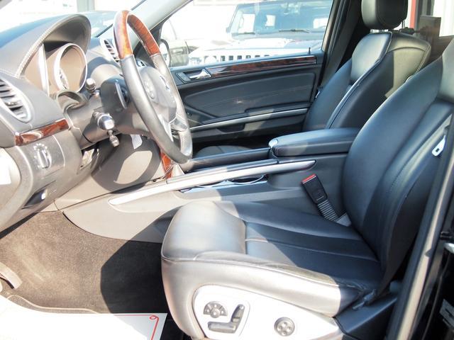 GL450 4M Wサンルーフ パドルシフト 実走行車(13枚目)