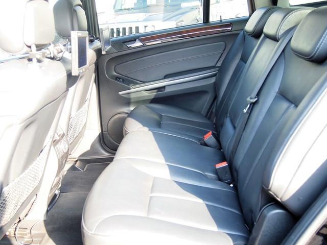 GL450 4M Wサンルーフ パドルシフト 実走行車(16枚目)