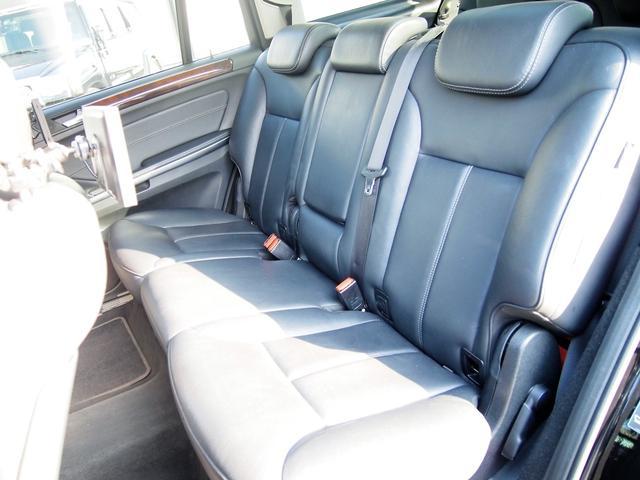 GL450 4M Wサンルーフ パドルシフト 実走行車(17枚目)